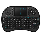 Rii I8 2.4G Sem Fio Mini Teclado Touchpad Air Mouse para Android TV Caixa PC