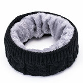 Motorcycle Scooter Winter Riding Ourdoor Warm Cashmere Collar Wool Neck Sleeve