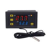 W3230 Controlador de temperatura Display digital Módulo termostato Interruptor de controle de temperatura Placa de controle de micro temperatura