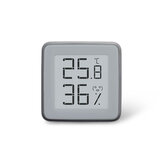 [Upgrade Version] MMC E-Ink Screen BT2.0 Smart Bluetooth Thermometer Hygrometer Works with App Home Gadget Tools from
