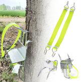 1 Par Garra Árvore Fecho Ferramenta de Escalada Picos Para Caça Observação Colhendo Frutas