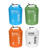 15L Outdoor Swimming Air Inflation Floating Mobile Phone Camera Storage PVC Waterproof Bag