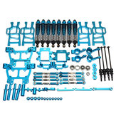 HSP 1/10 Upgrade Parts Package para RC Electric Monster Truck HSP94108 HSP94110 HSP94111