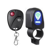 10M Wireless Alarm Lock Bike Motorcycle Security System Remote Control Anti-Thef