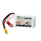 XF Power 11.1V 550mAh 3S 70C Lipo Battery XT30 Plug