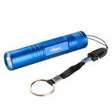 20LM1TrybyLatarkaWodoodporna Bateria AA LED Outdoor Camping Polowanie Lampa LED