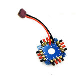 Power Supply Distribution Board ESC Connecting Plate XT60 Plug for FPV RC Racing Drone