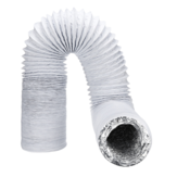 Portable Air Conditioner Exhaust Hose Tube 6 Inch Diameter 79 Inch Length Vent Hose