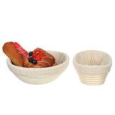 Bread Proofing Basket Set Rattan Fermented Bread Basket Baguette Proofing Basket Kit