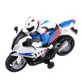 2.4Gповернутьна360°RC Авто MotorCycle Модель автомобиля детские игрушки с музыкой