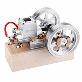 Eachine ET1 STEM Upgrade Hit & Miss Gas Engine Stirling Engine Model Combustion Engine Collection