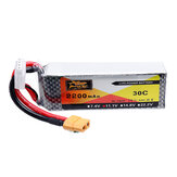 ZOP Power 11.1V 2200mAh 30C 3S Lipo Battery XT60 Plug