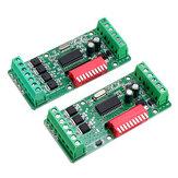 Мини 3 или 4 канала LED DMX512 Плата декодера со световой полосой постоянного контроля кода тяги для сцены или LED рекламных вывесок
