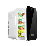 iMars SD3 78W Car Refrigerator 20L Portable Auto Mini Fridge Freezer Dual Cooling & Warming Box for Home Travel Camping