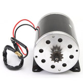500W 24V DC Electric Escova ZY1020 Motor para Scooter Ebike Go Kart DIY Project