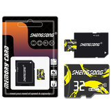 Shengsong 32GB 64GB Class 10 Storage Memory Card TF Card with Adapter for Mobile Phone GPS MP4