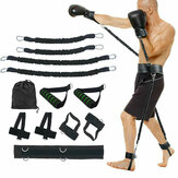 Deportes Aptitud Bandas de resistencia Set Boxing Bouncing Strength Training Equipment