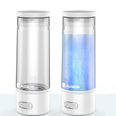 AUGIENB WH01 USB Charging Portable Hydrogen-Rich Water Bottle Water Generator Ionizer Maker Alkaline Energy Cup