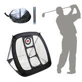 34,3x28,3x26 pulgadas Red de astillado de golf Red de práctica de golf Objetivo de golf Ejercicio Deporte interior al aire libre