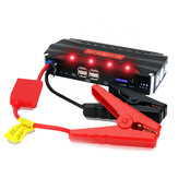 82000mAh 4 USB multifunción Auto Jump Starter LED Emergencia Batería Power Bank