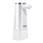 Distributeur de savon automatique 300 ml mains libres IR Laveuse à main liquide moussante sans contact avec capteur