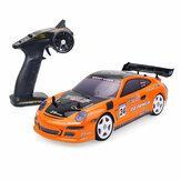 ZD 1/16 2.4G 4WD Brushed Racing Rocket S16 Drift RC Car Vehicle Models