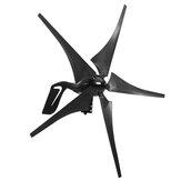 5 Лопасти Ветрогенератор 12 / 24В 1000Вт с пиковым ветрогенератором