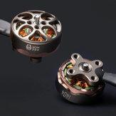 HOMFPV 1404 4500KV 2 ~ 4S Motor sin escobillas Eje de 1.5 mm para FPV Racing RC Drone