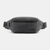 Leichte lässige Brusttasche Hüfttasche Umhängetasche für Outdoor-Reisetasche für Männer