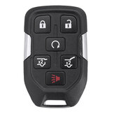 Remote Key Fob For Chevrolet Suburban Tahoe GMC Yukon XL HYQ1AA 13580802