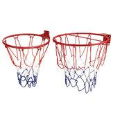 32/45 CM Ağır Hizmet Tipi Çelik Duvara Monte Basketbol Potası Jant ve Kapalı Outdoor Spor Basketbol Eğitimi için Ağ
