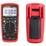 UNI-T UT139C Elektryczny cyfrowy wyświetlacz LCD Prawdziwe RMS Multimetr ręczny Multimetro Tester Amperomierz