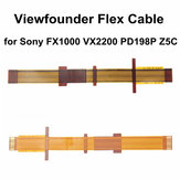 1PC Viewfounder Flexkabel voor Sony FX1000 VX2200 PD198P Z5C