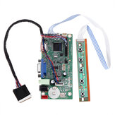 LED Driver Board Kit Single 1CH 6-bit 40P 0.5mm Pitch for 1366x768 Resolution Notebook Screen Modified Display