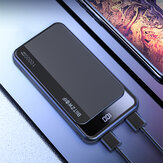 BlitzWolf® BW-P12 10000 mAh 22,5 W Digitale Display QC3.0 PD3.0 SCP Smart Power Bank con ingresso a doppia uscita per iPhone 12 12 Mini 12 Pro XR per Samsung S20 Xiaomi Huawei