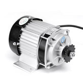 500W 36/48/60V  Scooter Brushless Engine Motor for E-Tricycle Electric Three Wheel Rickshaw
