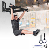 Gym Wall Mount Pull Up Bar Home Training Chin-Up Bars Alat Latihan Fitness