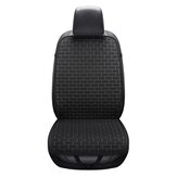Universal Front Car Seat Cushion Cover Breathable Flax Protector Cushion Anti-slip