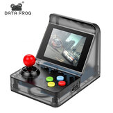 VERI KURBAĞA 32 Bit Dahili 520 Oyunlar Retro Arcade Mini El Video Oyun Konsolu ile 3.0 İnç LCD Ekran