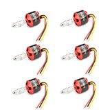 6PCS Racerstar BR2212 1400KV 2-4S Brushless Motor For RC Models