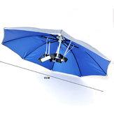 Windproof Summer Balıkçılık Kampçılık Yürüyüş Katlanır Şemsiye Şapkalar
