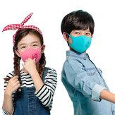Smartmi3stLuftmaskBarnFöroreningar Anti-dis Dammtät Ansiktsmask Utomhus Cykling Sport Andningsmasker från Xiaomi Youpin