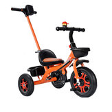 Mini Children Folding Tricycle Kids Balance Bike Bicycle Stroller Scooter With Folding Pedal Balance Bike Toddler Children Bike