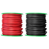 15m 16AWG Soft Silicone Line High Temperature Tinned Copper Flexible Cable Wire