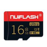 Nuiflash NF-TF 01 C10 Cartão De Memória 16GB 32GB 64GB 128 GB TF Cartão De Armazenamento De Dados Do Cartão para Câmera Do Telefone