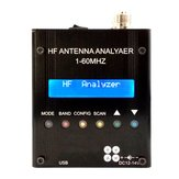 MR300 رقمي Shortwave هوائي Analyzer Meter Tester 1-60M for Ham Radio