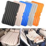IPRee® SUV Nadmuchiwane materace pneumatyczne Tylne siedzenie samochodu Łóżko spania Camping Travel Flocking Pad Poduszka