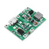 50pcs 3.7V 9V 5V 2A Adjustable Step Up 18650 Lithium Battery Charging Discharge Integrated Module