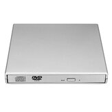 Pilote de CD-ROM DVD externe CD-ROM USB 2.0 Plug and Play