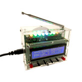 Geekcreit® DIY Radio Parti del kit elettronico 51 Macchina audio digitale FM a chip singolo